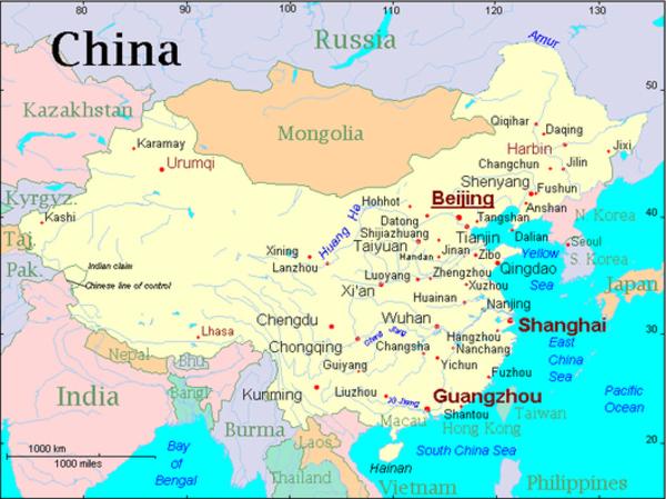 kina mapa Avio karte za Kinu   .JeftineAvioKarte.rs kina mapa